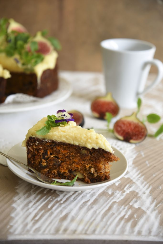 Chai Spiced Cake
