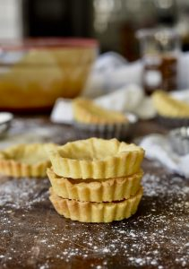 Easy Salted Caramel Tartlets