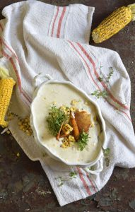Ultimate Chicken and Corn Soup