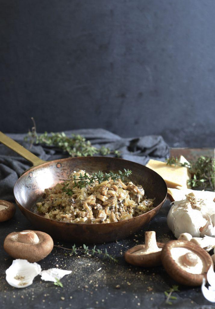 Wild Mushroom Cannelloni