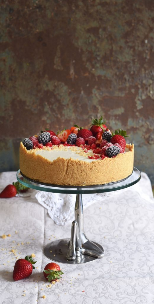 White Chocolate Cremora Tart