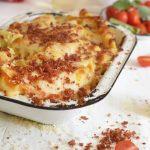 Mac n Cheese with Panchetta Crumbs