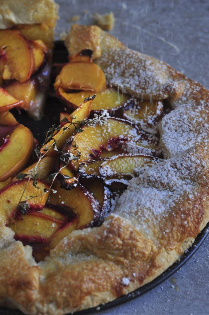 Bake Galette to golden brown