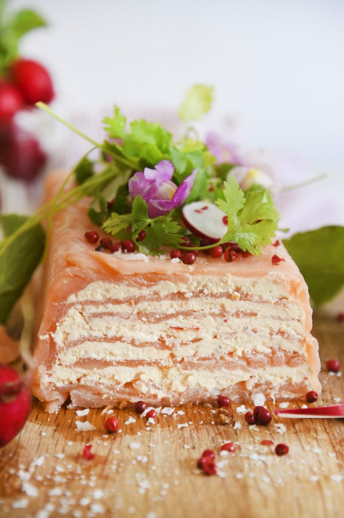 Smoked Trout Terrine