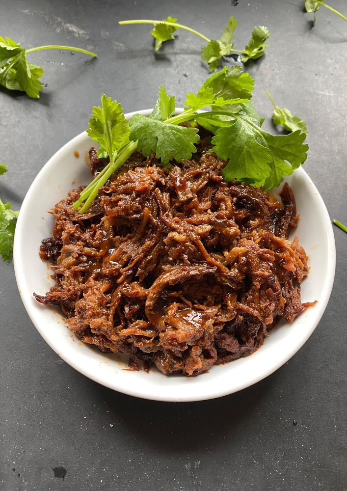 Instant Pot Shredded Beef