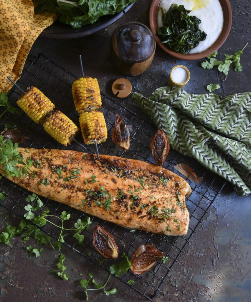 My Best BBQ Salmon Recipe