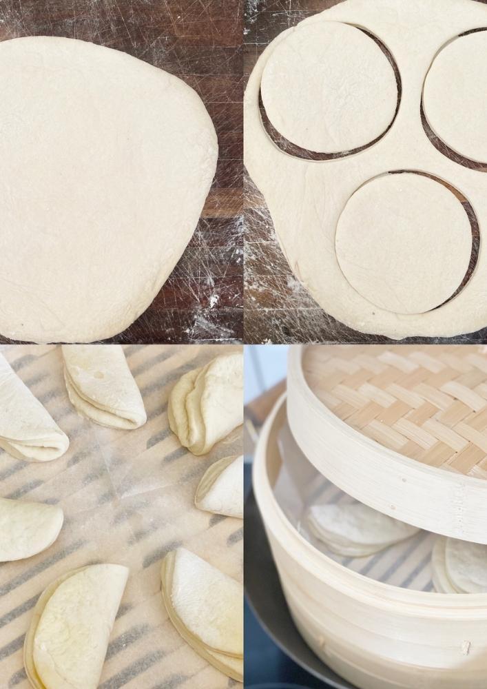 Making Bao