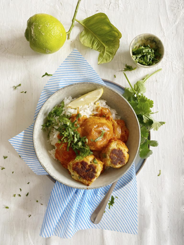 traditional south-african fish frikkadels